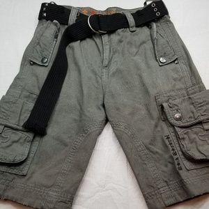 🔥SOLD🔥Rock Revival Gray. Argo Shorts Mens 32
